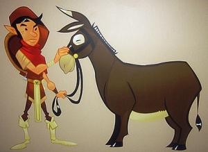 quint donkey